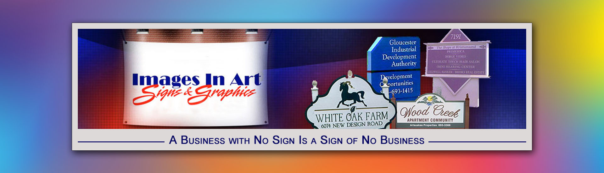 Banner of Art Signs & Graphics